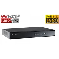 ΚΑΤΑΓΡΑΦΙΚΑ 4 ΚΑΝΑΛΙΩΝ HIKVISION 1080p