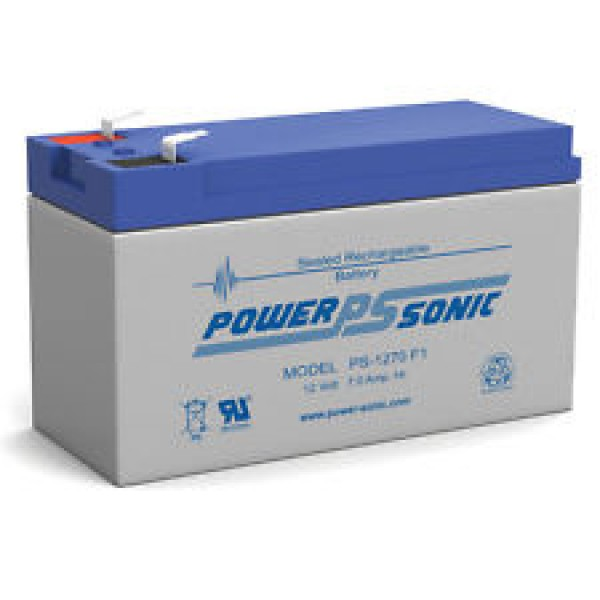 ΜΠΑΤΑΡΙΑ POWER SONIC 12v 7Ah